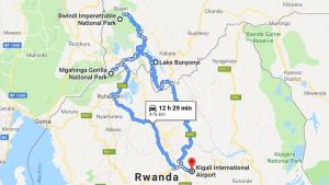 3 Days Uganda Gorilla tour