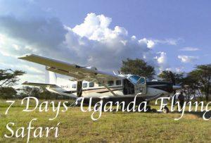 FLYING SAFARIS IN UGANDA