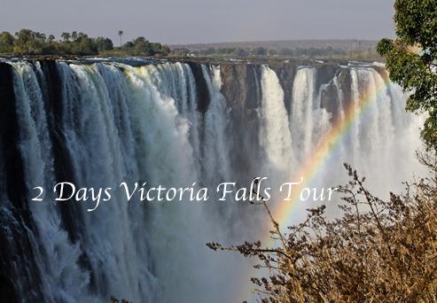 2 Days Victoria Falla tour
