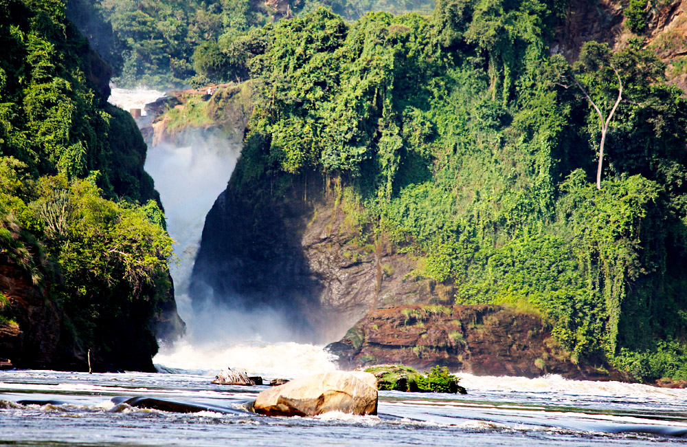 Uganda safaris to Murchison falls