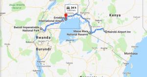 Kenya Uganda Safaris