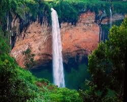 Hiking Sipi falls