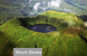 Volcanoes in Rwanda