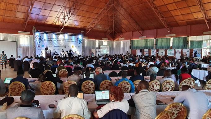 Primatology conference in Uganda